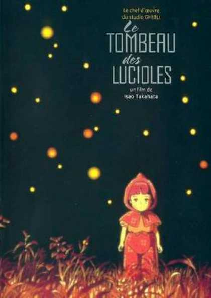 French DVDs - The Grave Of Fireflies