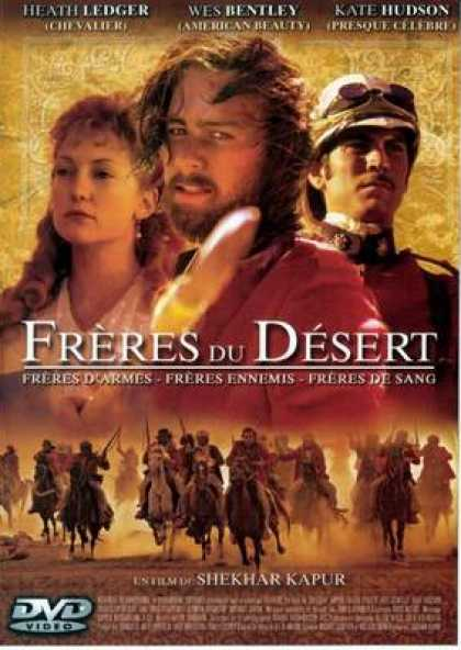 French DVDs - The Four Feathers