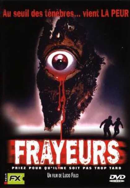 French DVDs - City Of Living Dead