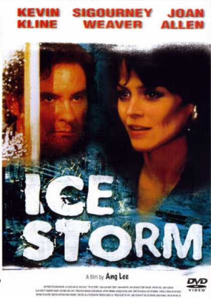 French DVDs - Ice Storm