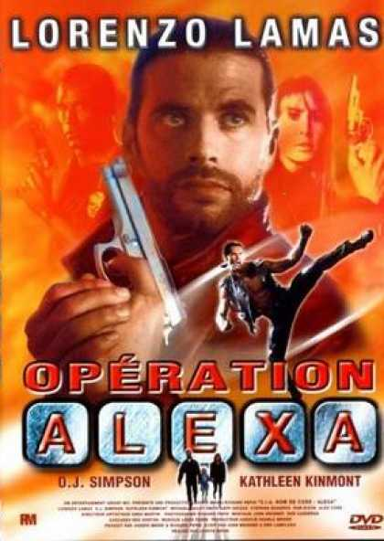 French DVDs - Operation Alexa