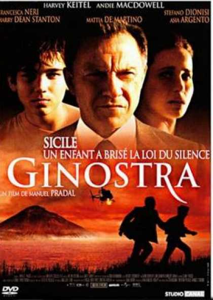 French DVDs - The Sun Shines On The Ginostra