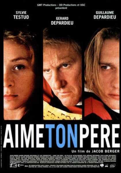 French DVDs - Aime Ton Pere