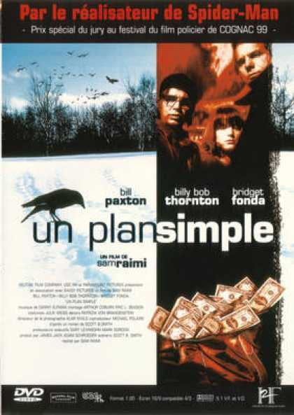French DVDs - A Simple Plan