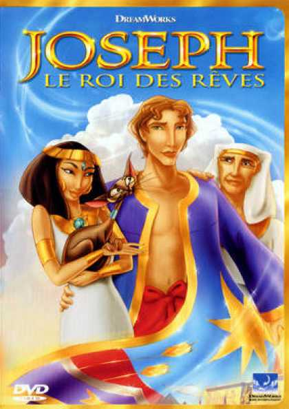 French DVDs - Joseph King Of Dreams