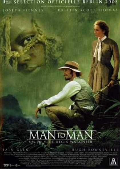 French DVDs - Man To Man