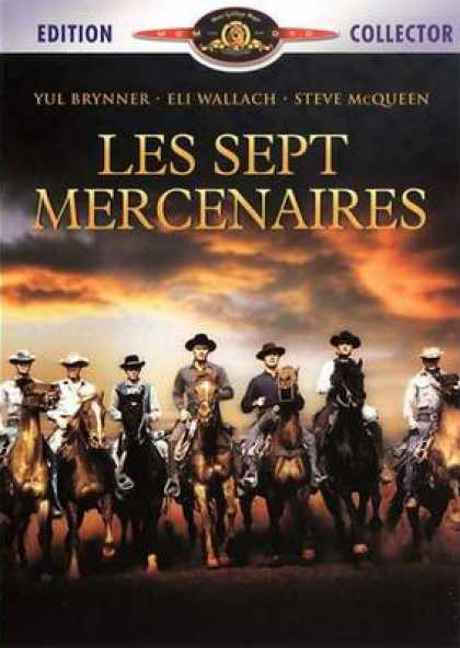 French DVDs - The Magnificent Seven