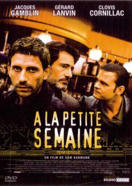 French DVDs - A La Petite Semaine