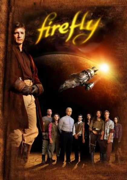 French DVDs - Firefly