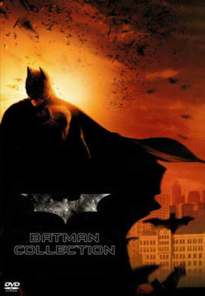 French DVDs - Batman Collection