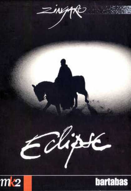 French DVDs - Zingaro - Eclipse