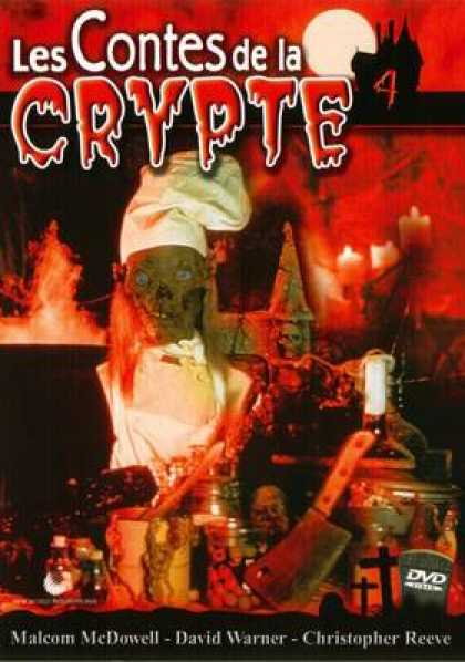 French DVDs - Tales From The Crypt French Vol 4