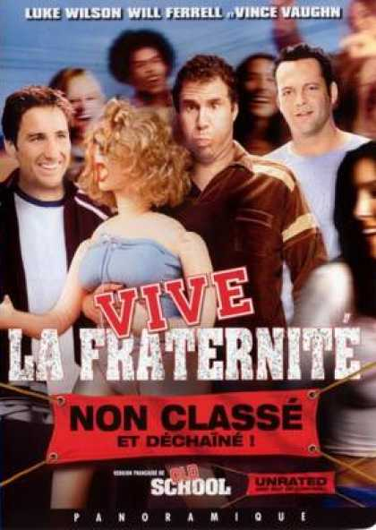 French DVDs - Old School