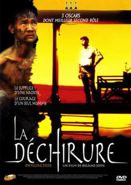 French DVDs - La Dechirure