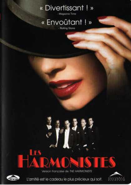 French DVDs - Les Harmonistes