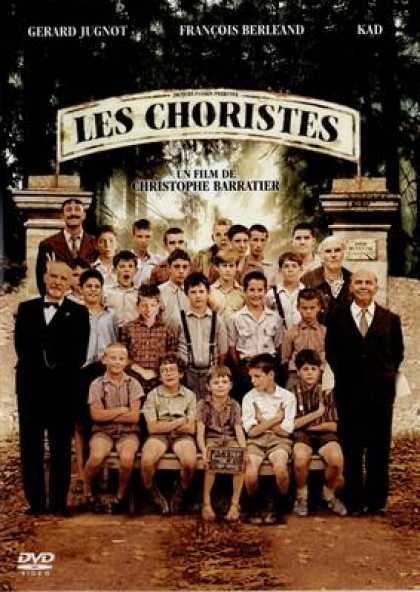 French DVDs - Les Choristes