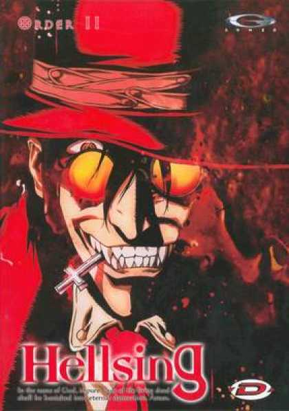 French DVDs - Hellsing Order 2