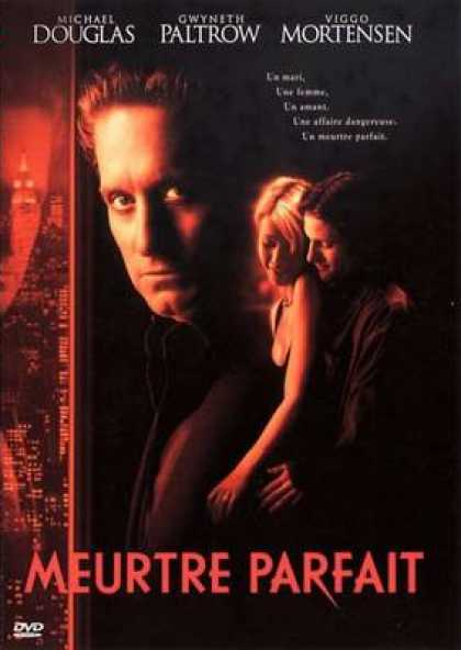 French DVDs - The Perfect Murder