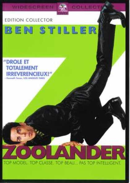 French DVDs - Zoolander