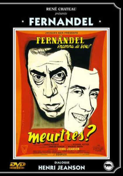 French DVDs - Meurtres?