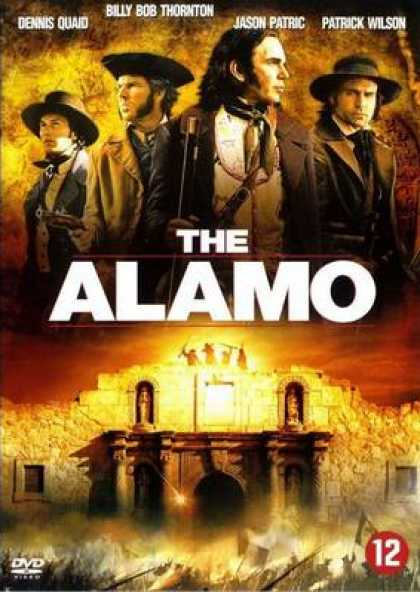 French DVDs - The Alamo 2004