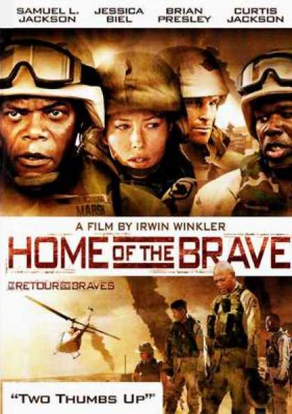 French DVDs - Home Of The Brave