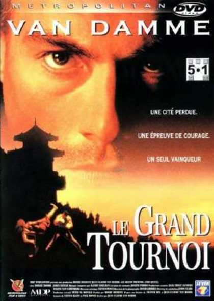 French DVDs - The Great Tournament