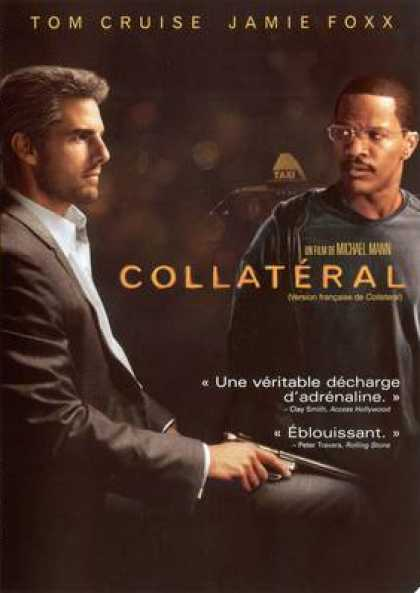 French DVDs - Collateral