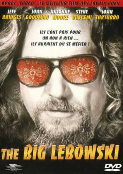 French DVDs - The Big Lebowsky