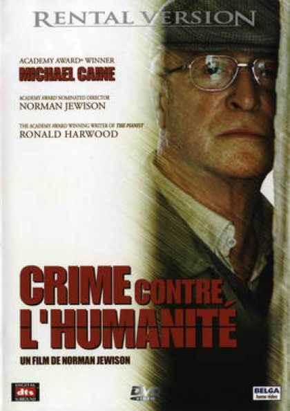 French DVDs - Crime Contre L Humanite