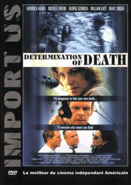 French DVDs - Determination Of Death