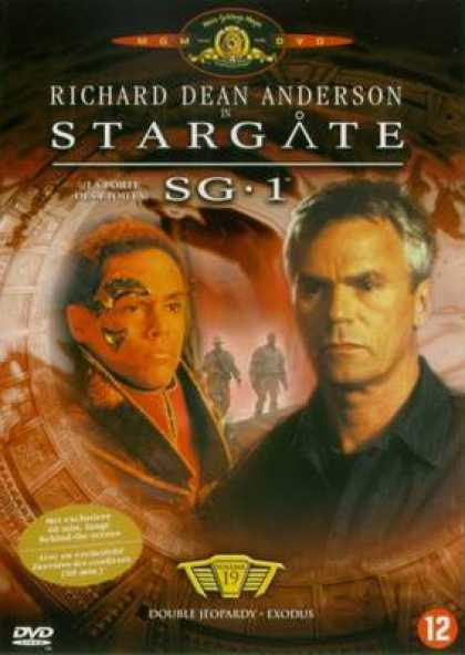 French DVDs - Stargate Sg 1 Vol 19