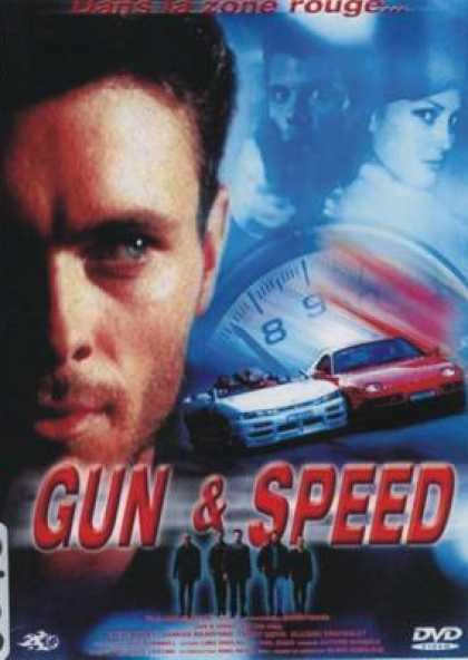 French DVDs - Gun And Speed