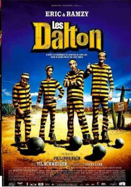 French DVDs - The Daltons