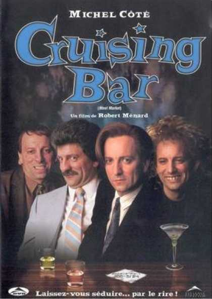 French DVDs - Cruising Bar