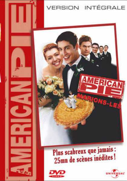 French DVDs - American Pie: Marions-Les!