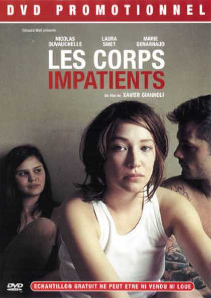 French DVDs - Les Corps Impatients