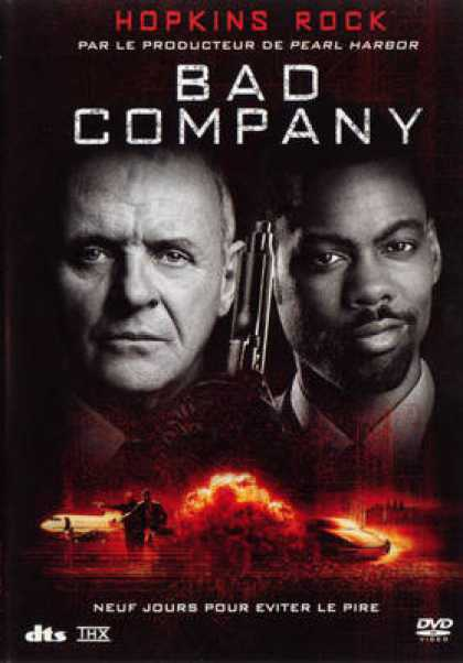 French DVDs - Bad Company