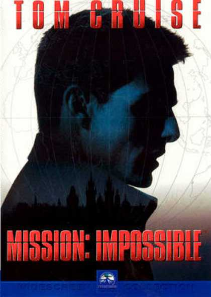 French DVDs - Mission Impossible