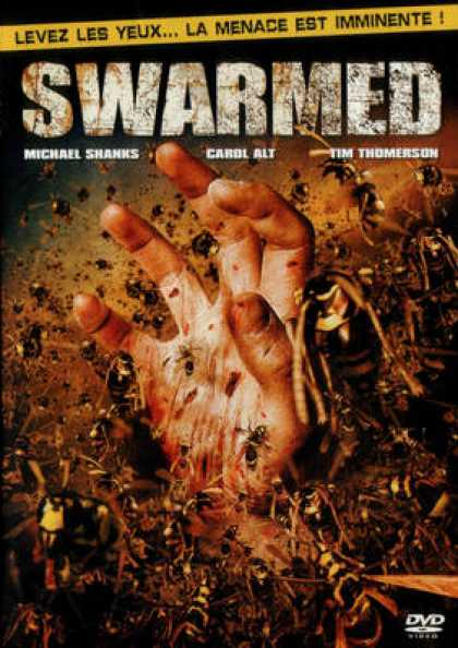 French DVDs - Swarmed