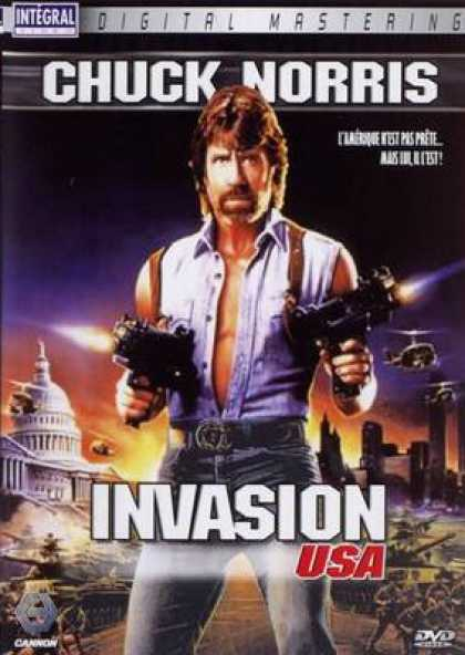 French DVDs - Invasion Usa