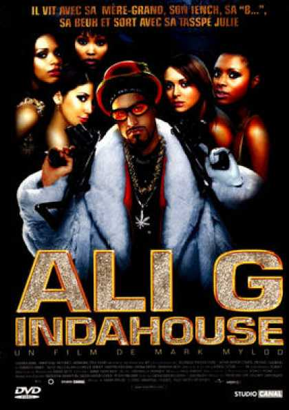 French DVDs - Ali G Indahouse