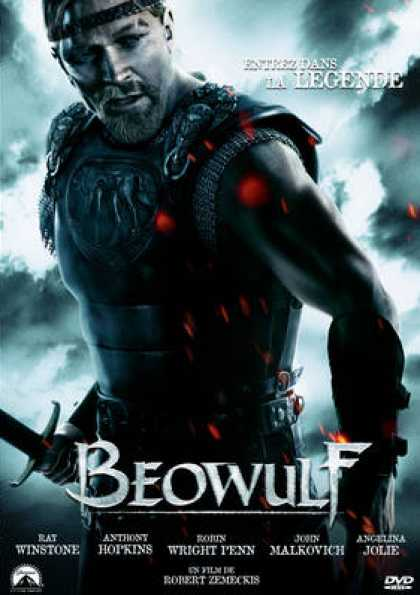 French DVDs - Beowulf
