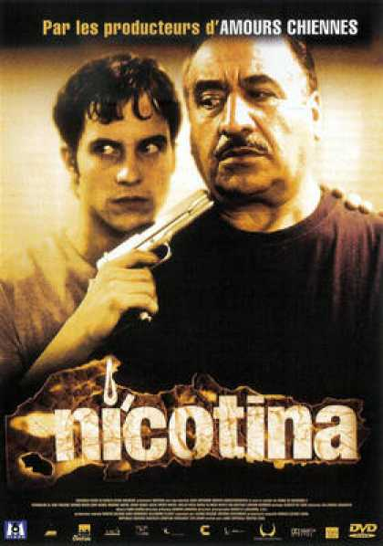 French DVDs - Nicotina