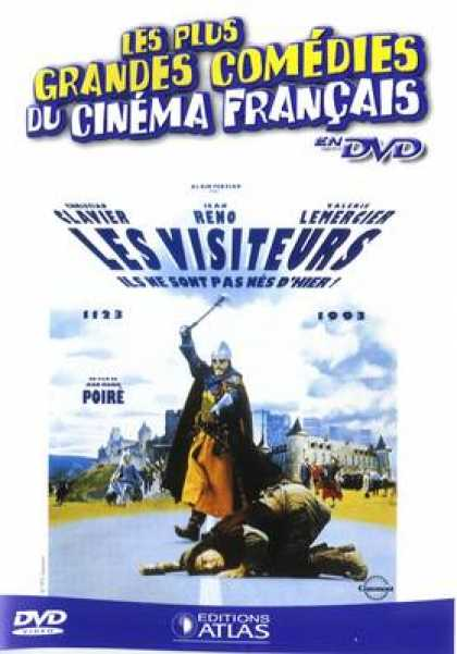 French DVDs - Les Visiteurs