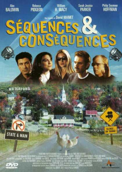 French DVDs - Sequences Et Consequences
