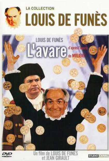 French DVDs - Avare