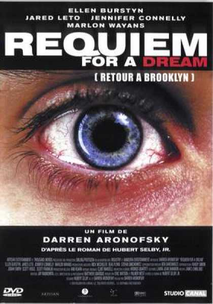French DVDs - Requiem For A Dream