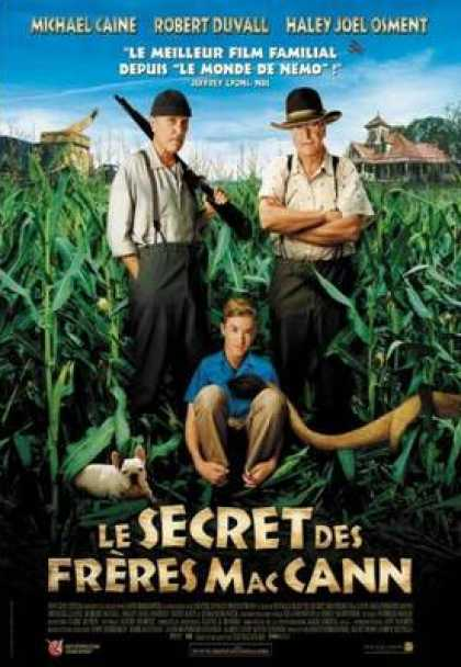 French DVDs - Secondhand Lions