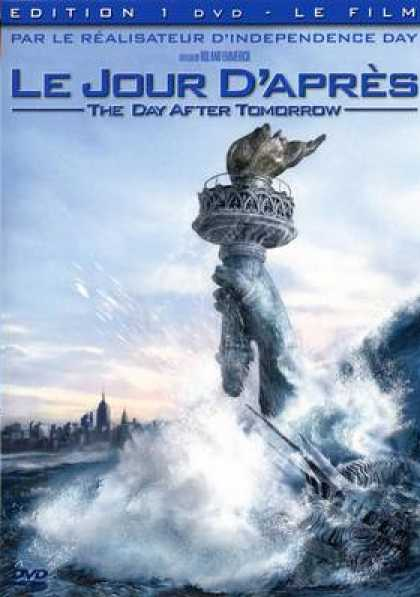 French DVDs - The Day After Tomorrow